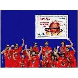 (4267) 2006. 29 Céntimos. Campeones del Mundo de Baloncesto