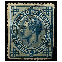 (184) 1876. 10 Céntimos