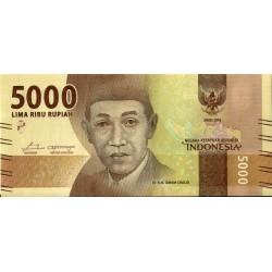 Indonesia. 2016. 5000 Rupiah (SC)