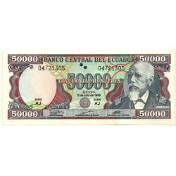 (130) Ecuador. 1999. 50000 Sucres (SC)