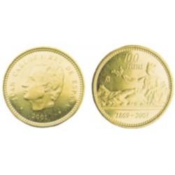 España. 2001. 100 Pesetas (SC)
