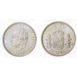 España. 2000. 10 Pesetas (SC)