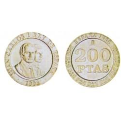 España. 2000. 200 Pesetas (SC)