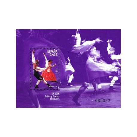 (4516) 2009. 0,43 Euro. Bailes y danzas populares