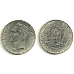 (Y43) Venezuela. 1967. 2 Bolivares (MBC)