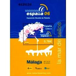 (4241) 2006. 0,78 Euro. Exposición Mundial de Filatelia ESPAÑA 2006
