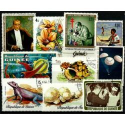 República de Guinea. Lote variado