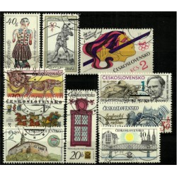 Checoslovaquia. Lote variado