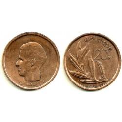 (159) Bélgica. 1982. 20 Francs (MBC-)