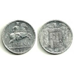 1953 10 Céntimos (EBC+)