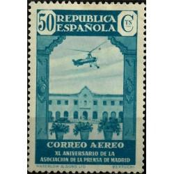 (720) 1936. 50 Céntimos