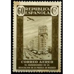 (721) 1936. 60 Céntimos
