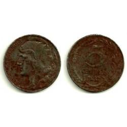 1937 5 Céntimos (BC)