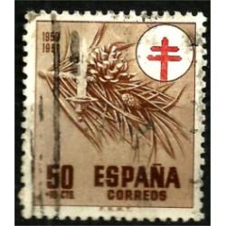 (1086) 1950. 50 + 10 Céntimos