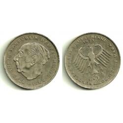 (A127) Alemania. 1973(J). 2 Mark (MBC-)