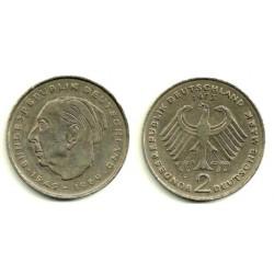 (A127) Alemania. 1973(F). 2 Mark (MBC)