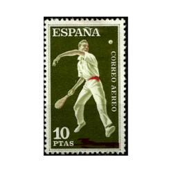 (1319) 1960. 10 Pesetas. Deportes. Pelota Vasca