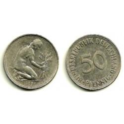 (109.2) Alemania. 1973(J). 50 Pfennig (MBC)