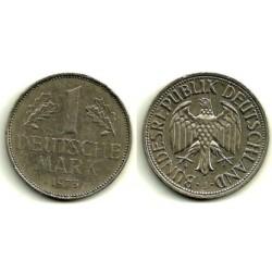 (110) Alemania. 1973(J). 1 Mark (MBC)