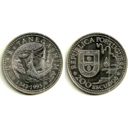 (665) Portugal. 1993. 200 Escudos (SC)