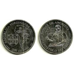 (699) Portugal. 1997. 200 Escudos (SC)