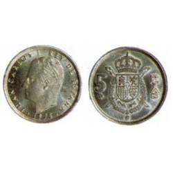 España. 1975*(76). 5 Pesetas (SC)