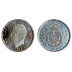 España. 1975*(76). 50 Pesetas (SC)