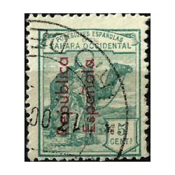 Sahara Español. 1931. 5 Céntimos (Usado)