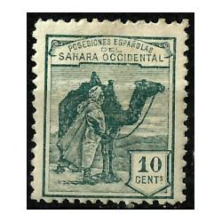 Sahara Español. 1924. 10 Céntimos (Nuevo)