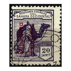 Sahara Español. 1931. 20 Céntimos (Usado)