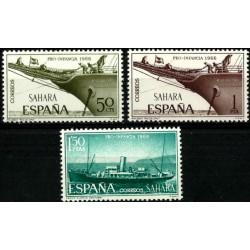 Sahara Español. 1966. Serie Completa. Pro Infancia (Nuevo)