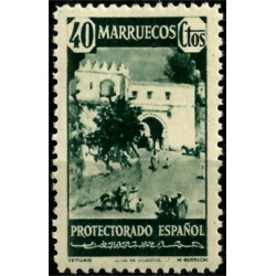 Protectorado de Marruecos. 1940. 40 Céntimos. Tetuan (Nuevo)