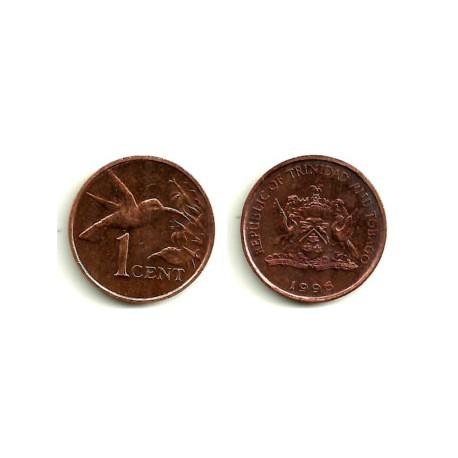 (29) Trinidad y Tobago. 1996. 1 Cent (SC)
