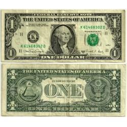 (480c) Estados Unidos de América. 1988A. 1 Dollar (MBC+)
