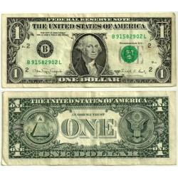 (480c) Estados Unidos de América. 1988A. 1 Dollar (MBC)