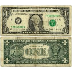 (480a) Estados Unidos de América. 1988. 1 Dollar (BC)