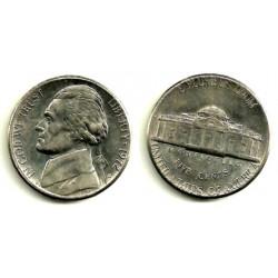 (A192) Estados Unidos de América. 1972(D). 5 Cents (MBC+)