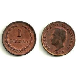 (135.1) El Salvador. 1972. 1 Centavo (EBC)