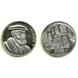 Medalla Carlos V (Plata)
