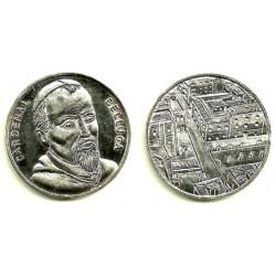 Medalla Cardenal Beluga (Plata)