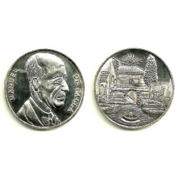 Medalla Manuel de Falla (Plata)