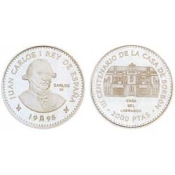 [1998] 2000 Pesetas (Proof)