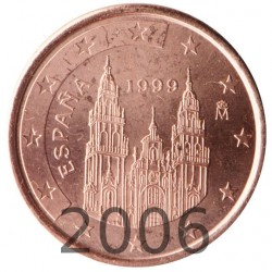España 2006 1 Céntimo (SC)