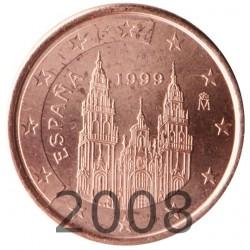 España 2008 1 Céntimo (SC)