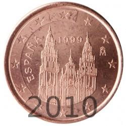 España 2010 1 Céntimo (SC)