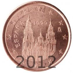 España 2012 1 Céntimo (SC)
