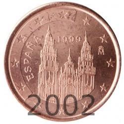 España 2002 2 Céntimos (SC)