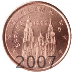 España 2007 2 Céntimos (SC)