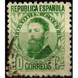 (656) 1932. 10 Céntimos. Personajes. Joaquín Costa (Usado)