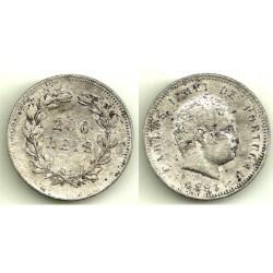 Portugal. 1891. 200 Reis (MBC) (Plata)